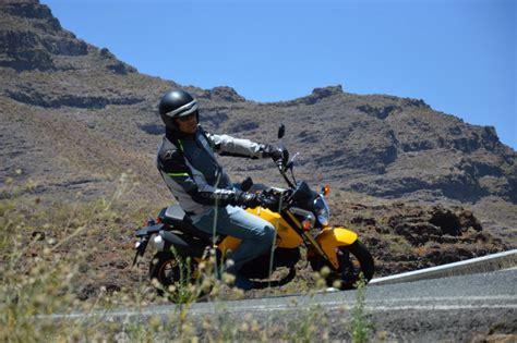 ¡Pequeñas motos; grandes sensaciones! Rutas MSX por ...