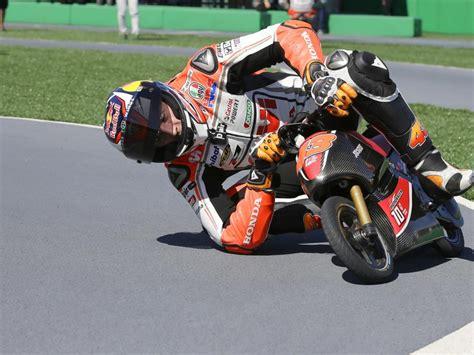 Pequeñas motos para grandes pilotos