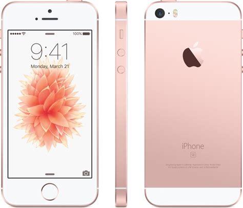 Pequeño pero matón: El iPhone SE se sitúa en el primer ...