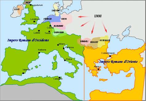 Perchè l'impero romano d'oriente è durato 1000 anni di più ...