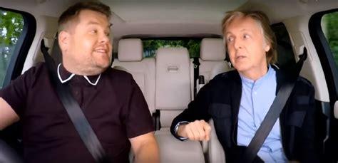 Perché tutti parlano del Carpool Karaoke con Paul ...