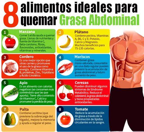 perder grasa abdominal dieta | Workout | Pinterest ...