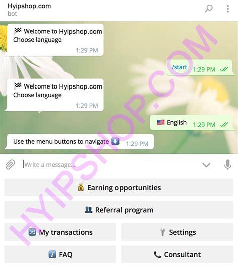 Perfect Download Telegram Template Images - Example Resume ...