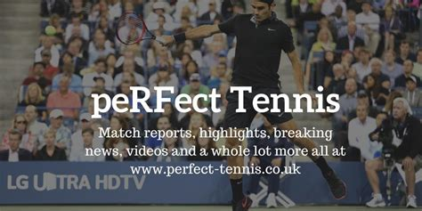 Perfect-Tennis.com - peRFect Tennis - The Latest Tennis ...