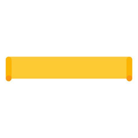 pergamino amarillo de la cinta   Descargar PNG/SVG ...