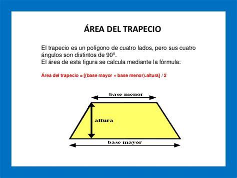 Perimetro y areas matematicas i computacion