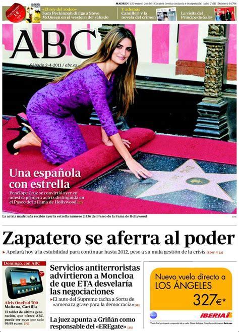 Periódico ABC (España). Periódicos de España. Edición de ...