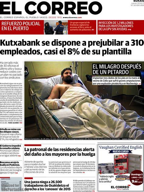 Periodico El Correo   2/2/2017
