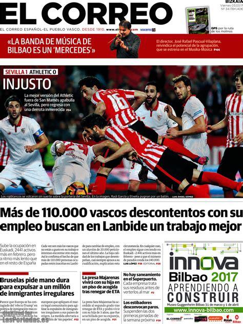 Periodico El Correo   3/3/2017