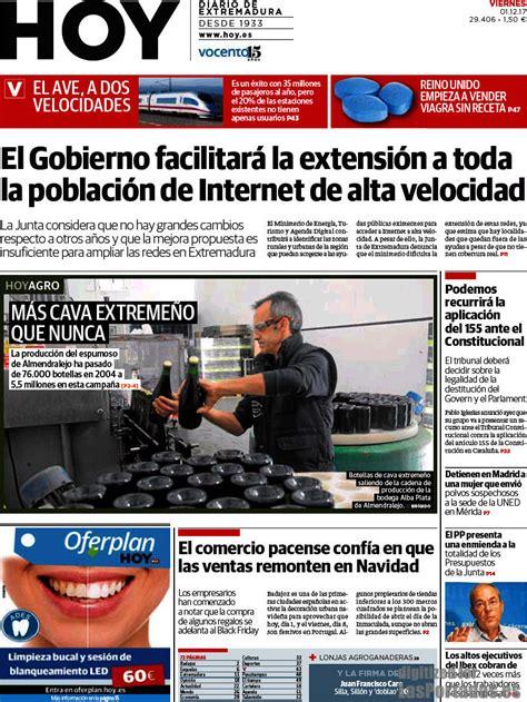 Periodico Hoy - 1/12/2017