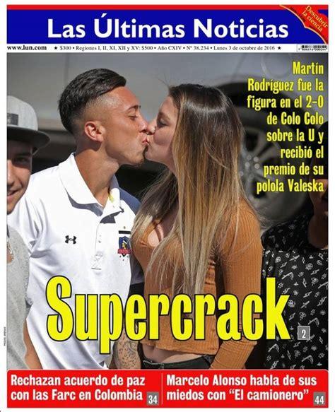 Periódico Las Últimas Noticias (Chile). Periódicos de ...