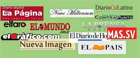 Periódicos de El Salvador ~ Frijolitos Salvadoreños