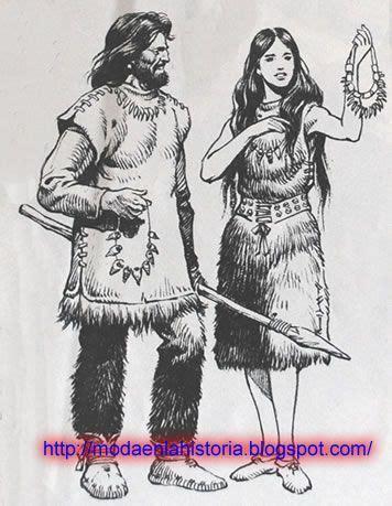 PERIODO PALEOLITICO | Historia de la Moda I- Prehistoria ...
