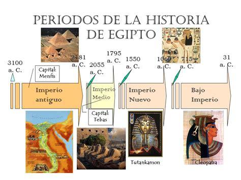 Periodos de la Historia de EGIPTO - ppt descargar