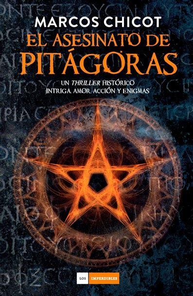 Pero Qué Locura de Libros.: EL ASESINATO DE PITÁGORAS de ...