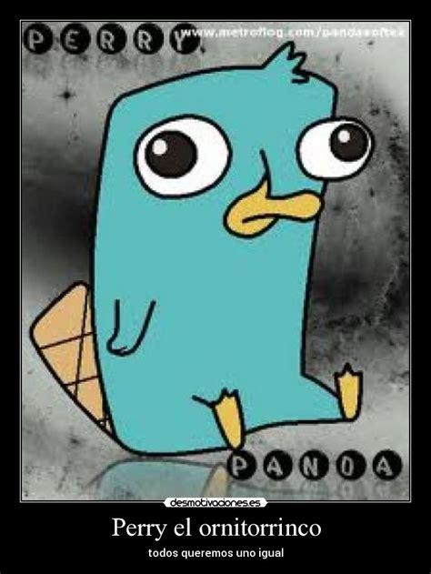 Perry el ornitorrinco | Desmotivaciones