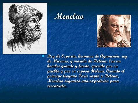 Personajes De La Guerra De Troya
