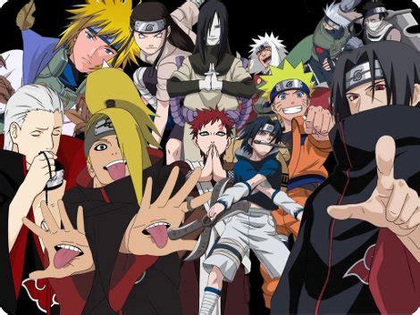 Personajes de Naruto Shippuden