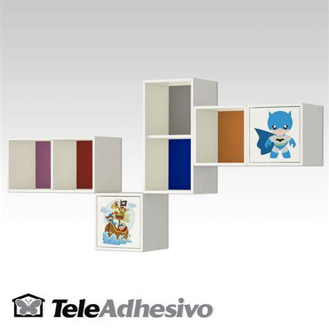 Personalizar estantería Valje de Ikea - Blog teleadhesivo