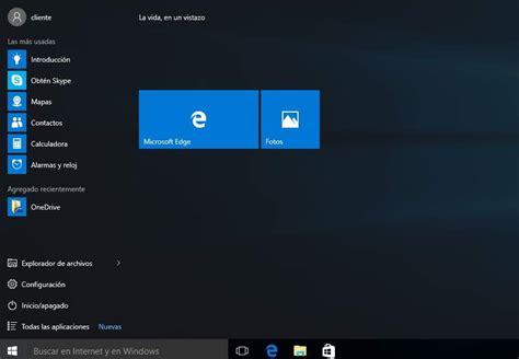 Personalizar la pantalla de Inicio  start Screen  en ...