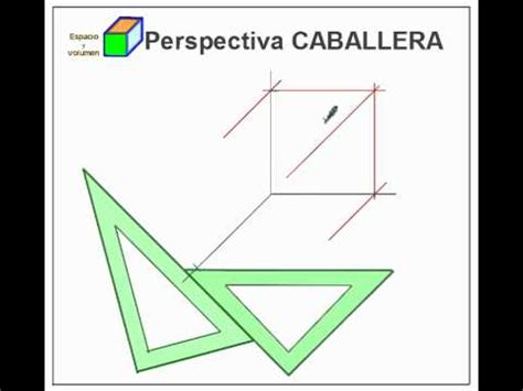 PERSPECTIVA CABALLERA (I).avi - YouTube