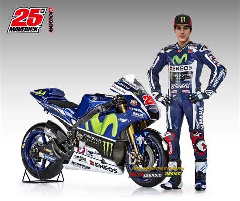 Pertamax7.Com –Maverick Vinales Resmi Gabung Yamaha MotoGP ...