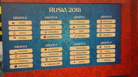 Perú en el Grupo B: RPP Noticias simuló el sorteo del ...
