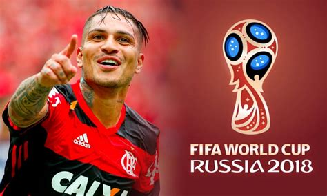 Peru Football Federation named capt. Paolo Guerrero in ...