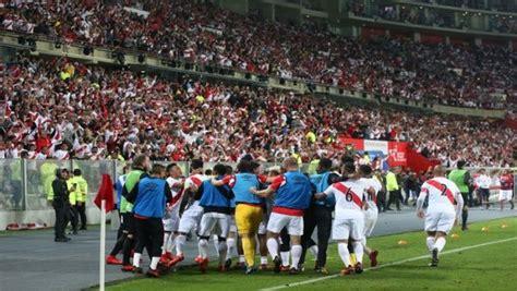 Perú, última selección en clasificar al Mundial de Rusia ...