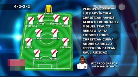 Perú venció 2-0 a Nueva Zelanda y regresa a un Mundial ...