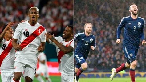 Perú vs Escocia EN VIVO Y EN DIRECTO Movistar Deportes y ...