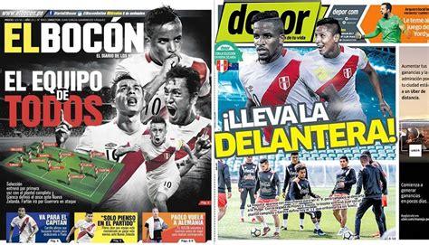 Perú vs Nueva Zelanda, Jefferson Farfán y Raúl Ruidíaz ...