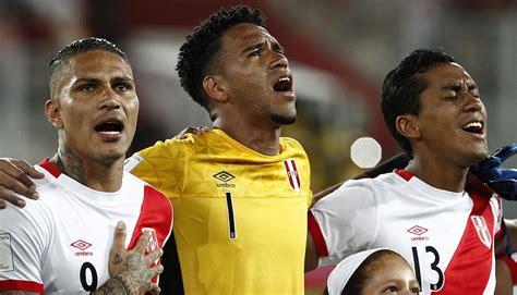 Perú vs Paraguay y Perú vs Jamaica: los jugadores ...
