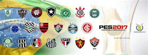 PES 2017 Signs Partnership with CBF For Brazilian Teams ...