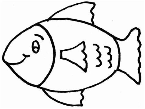 Pescado #8 (Animales) – Páginas para colorear