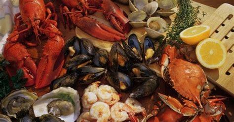 Pescados de temporada: Pescados, mariscos y algas ricos en ...