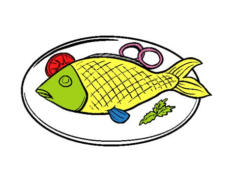 Pescados Para Colorear Related Keywords   Pescados Para ...