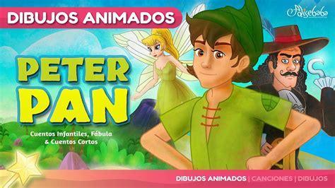 Peter Pan - Cuentos infantiles en Español - YouTube