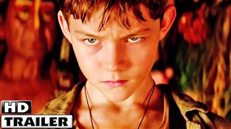 Peter Pan Trailer 2015 Español   YouTube