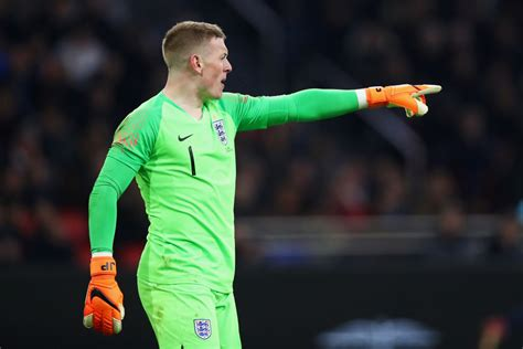Peter Shilton tips Jordan Pickford to be England's first ...