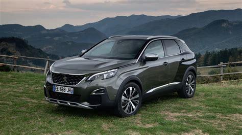 Peugeot: 2018 2019 Peugeot 3008 Rear View Spy Shot   2018 ...