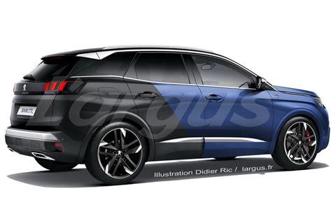 Peugeot 3008. Une version R Hybrid de 300 ch en 2019 ...