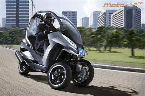 Peugeot Concept Scooter Onyx   Moto 125 cc