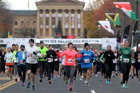 Philadelphia Marathon   Philadelphia, Pennsylvania   11/18 ...