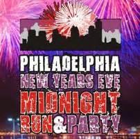 Philadelphia New Years Eve Midnight Run 5K 2017/2018 Date ...