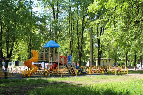 Philanthropy's Fixing Up Parks and Public Spaces. How Do ...