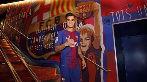 Philippe Coutinho | Página Oficial FC Barcelona - FC Barcelona