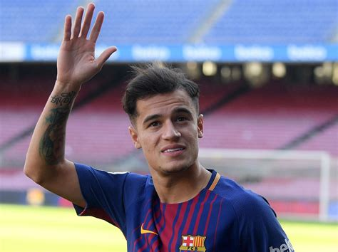 Philippe Coutinho sends one last message to Liverpool fans ...