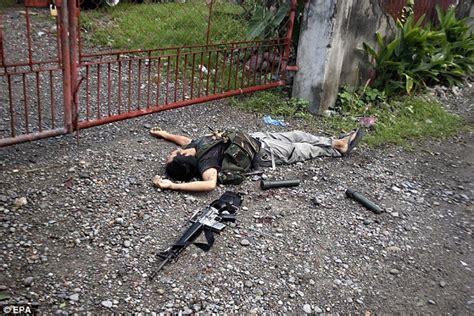 Philippine police shoot dead 6 bodyguards at mayor s house ...