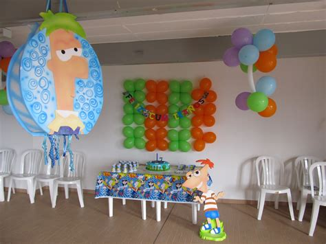 PHINEAS AND FERB FIESTAS INFANTILES Y RECREACIONISTAS ...